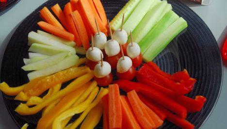 Rohkost - Gesunde Ernährung und Abnehmen